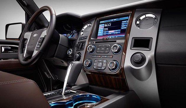 2018 Toyota Sequoia Refreshed Interior Carinterior Sequoiainterior