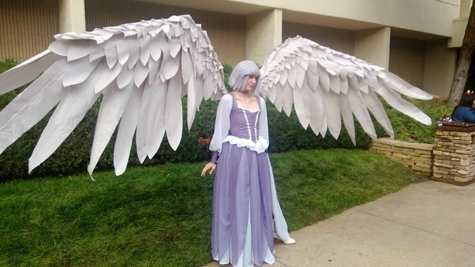 Cosplay how,to Articulated Wings