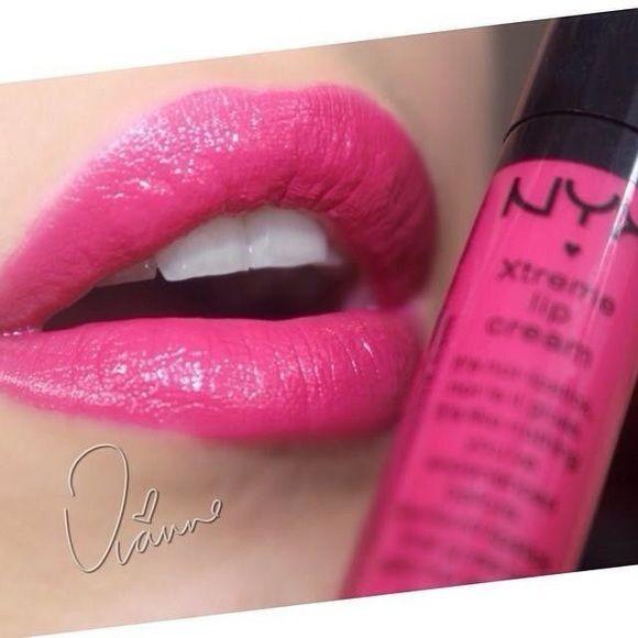 Nyx Xtreme Lip Gloss Nwt With Images Lip Cream Nyx Cosmetics
