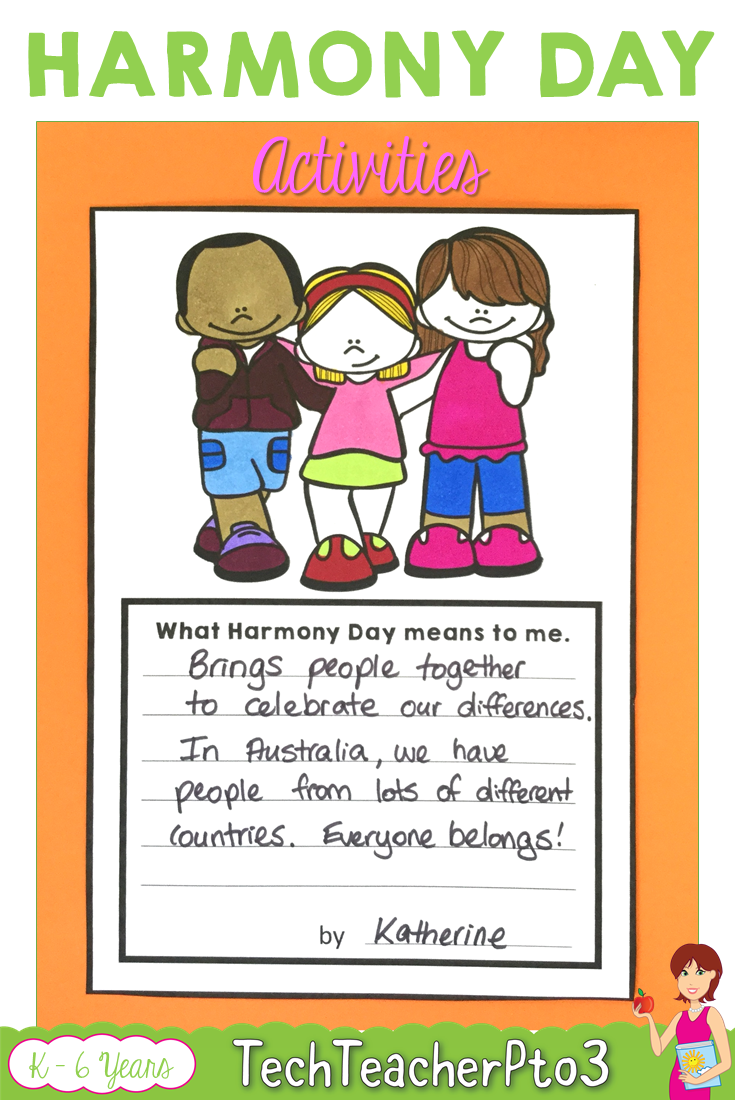 Worksheets Diversity Worksheets harmony day activities cultural diversity classroom wall display and lots of different for your primary school students including bulletin board ideas worksheets posters wo