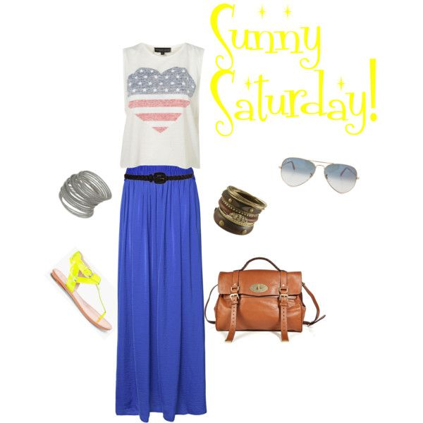 Saturdays Outfit
