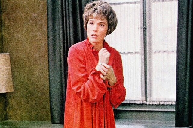 1966 Torn Curtain. Julie Andrews on Alfred Hitchcock's movie.