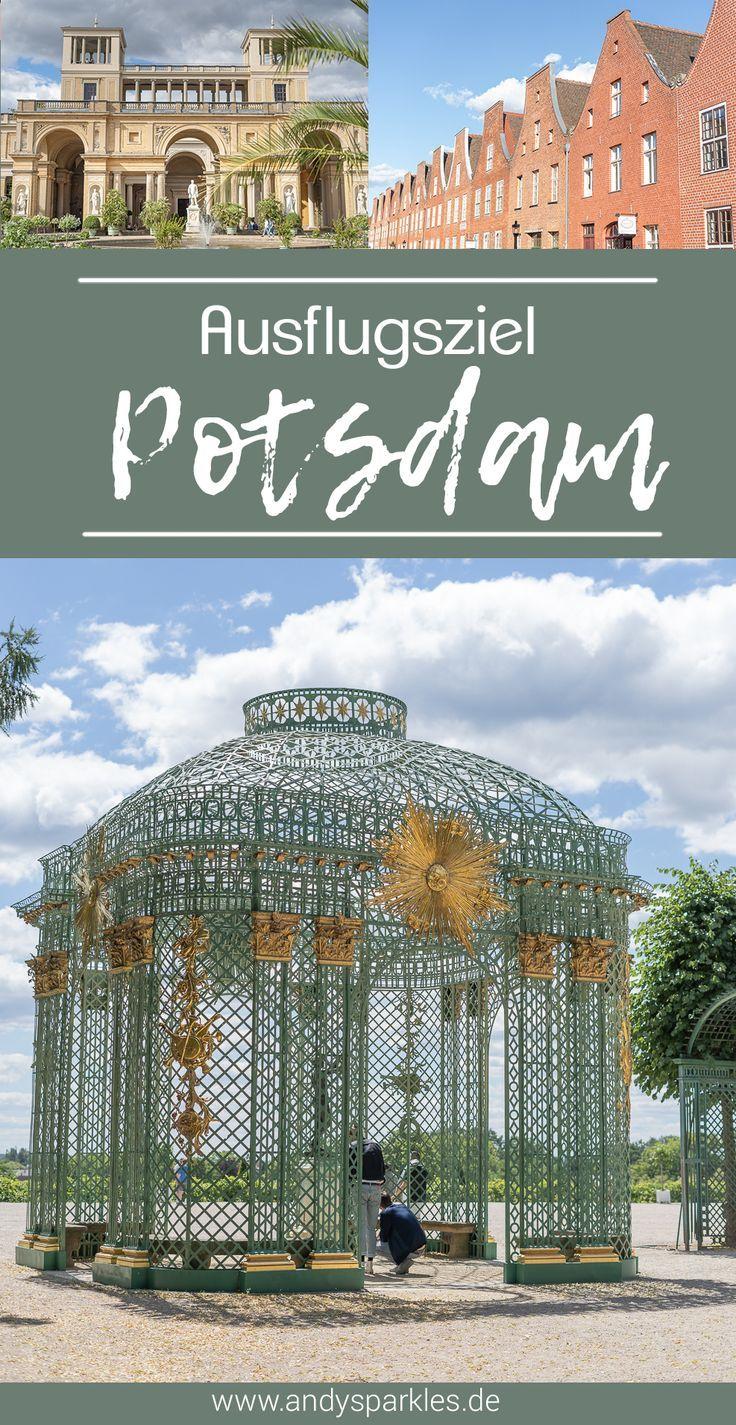 Ausflug Potsdam: Das musst du gesehen haben