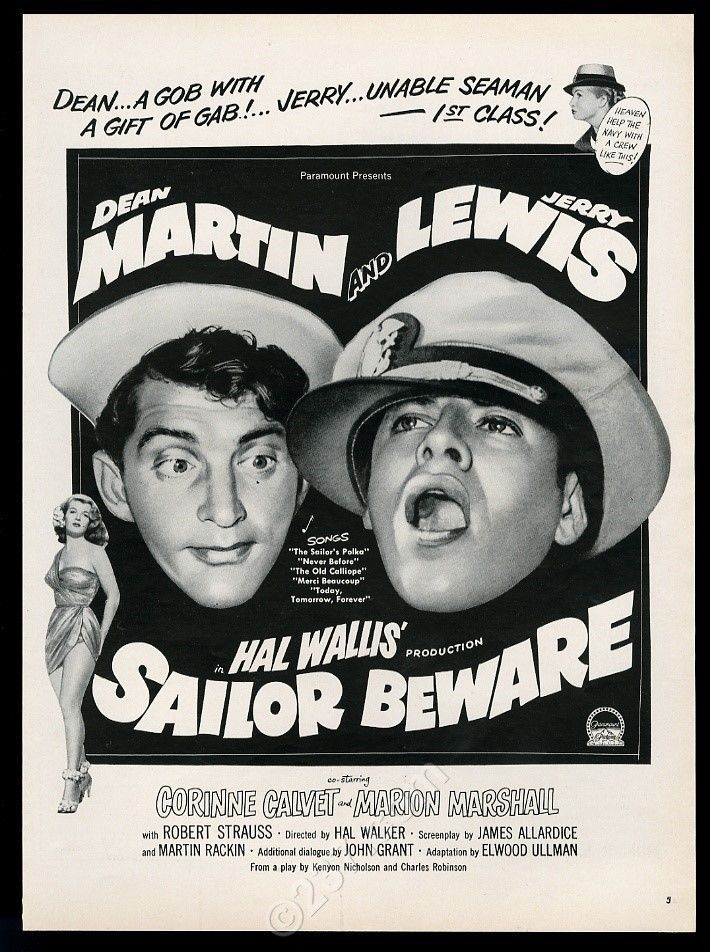 Download Sailor Beware Full-Movie Free
