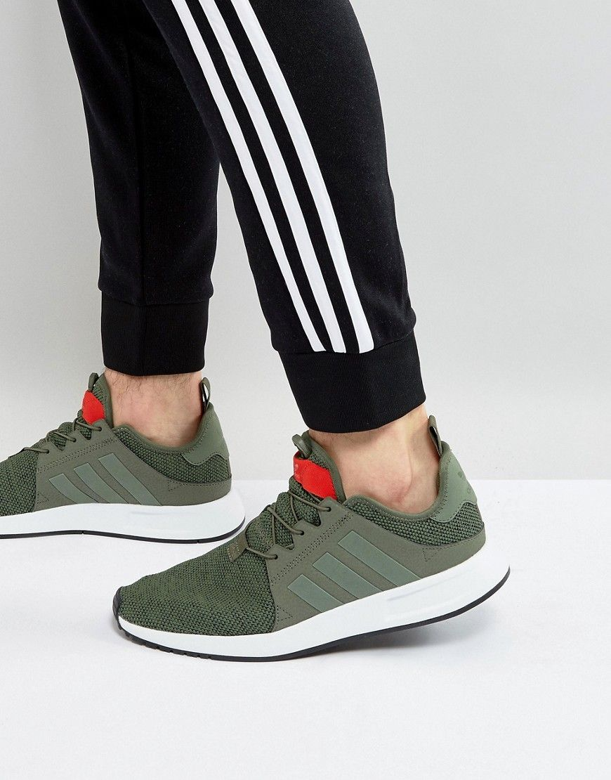 low priced e261d 2db1c ADIDAS ORIGINALS X PLR SNEAKERS IN GREEN BY9263 - GREEN. adidasoriginals  shoes