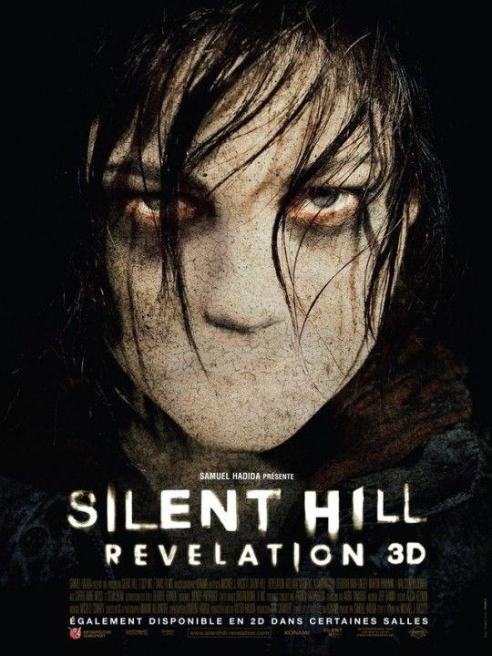 Silent Hill Revelation 2012 Dir Michael J Bassett Adelaide Clemens Kit Harrington Carrie Anne Moss Peliculas De Terror Silent Hill Silent Hill 2