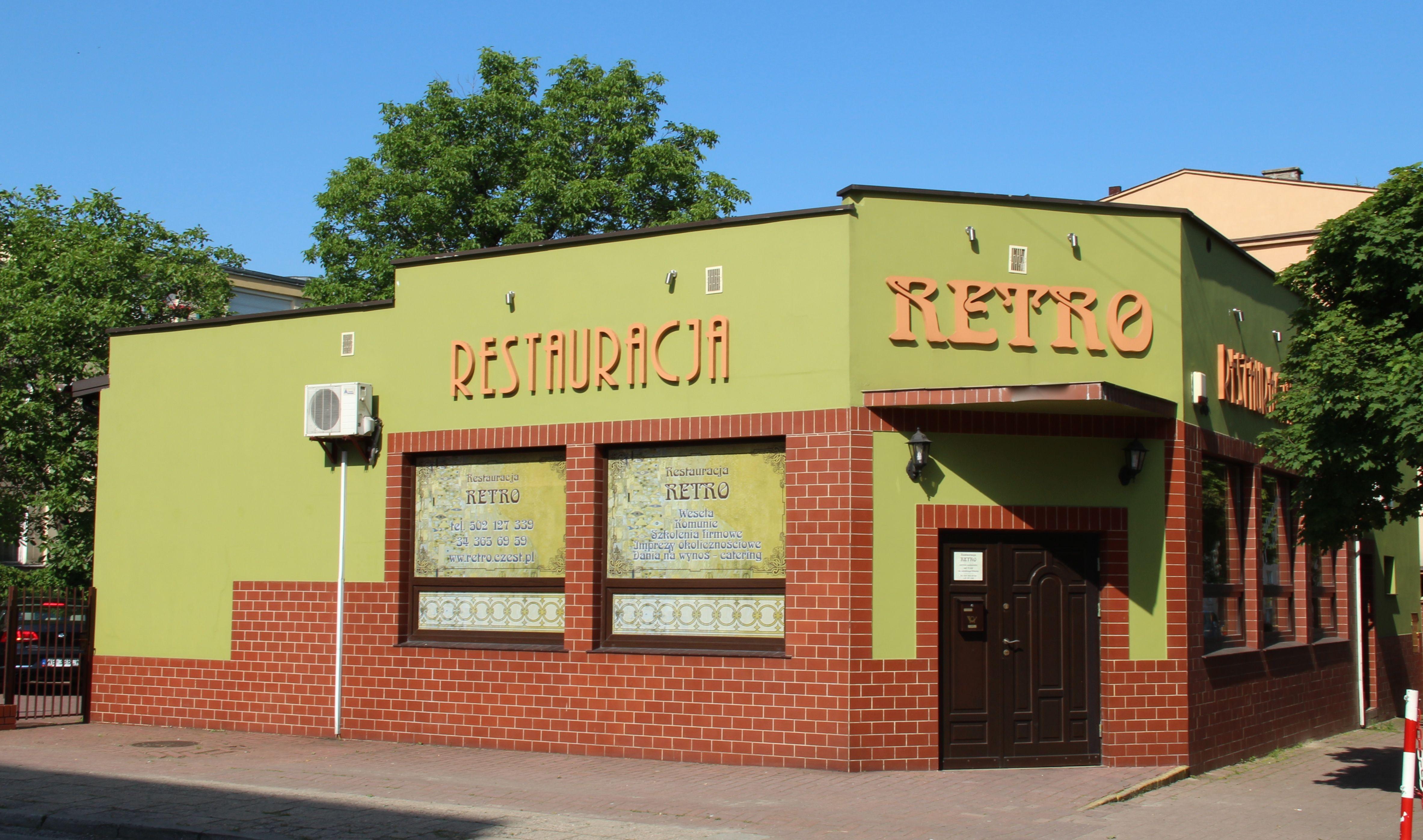 Nasz Budynek W Pelnej Krasie Restauracja Retro Czestochowa Ul Kopernika 36 Outdoor Decor Home Decor Decor