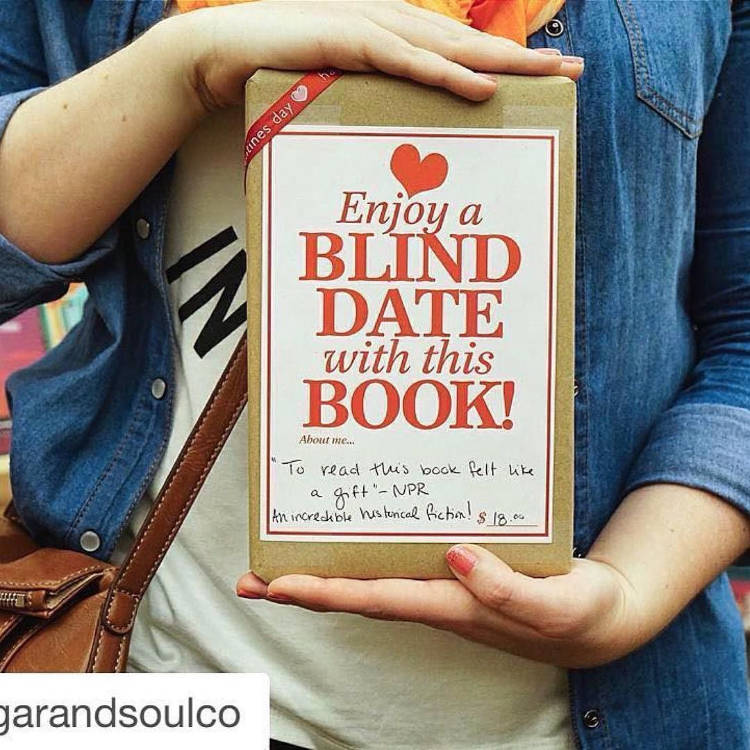 We  our blind dates with a book! #Repost @sugarandsoulco with @repostapp.  My first blind date with a book! SO EXCITED!!! I got it at @copperfieldscalistoga right up the street from the beautiful @calistogaspa! #visitnapavalley #feedthesoulretreat #blinddatebook #booklover #books #bookstagram #lovebooks #bookstore #bookworm by copperfieldsbooks
