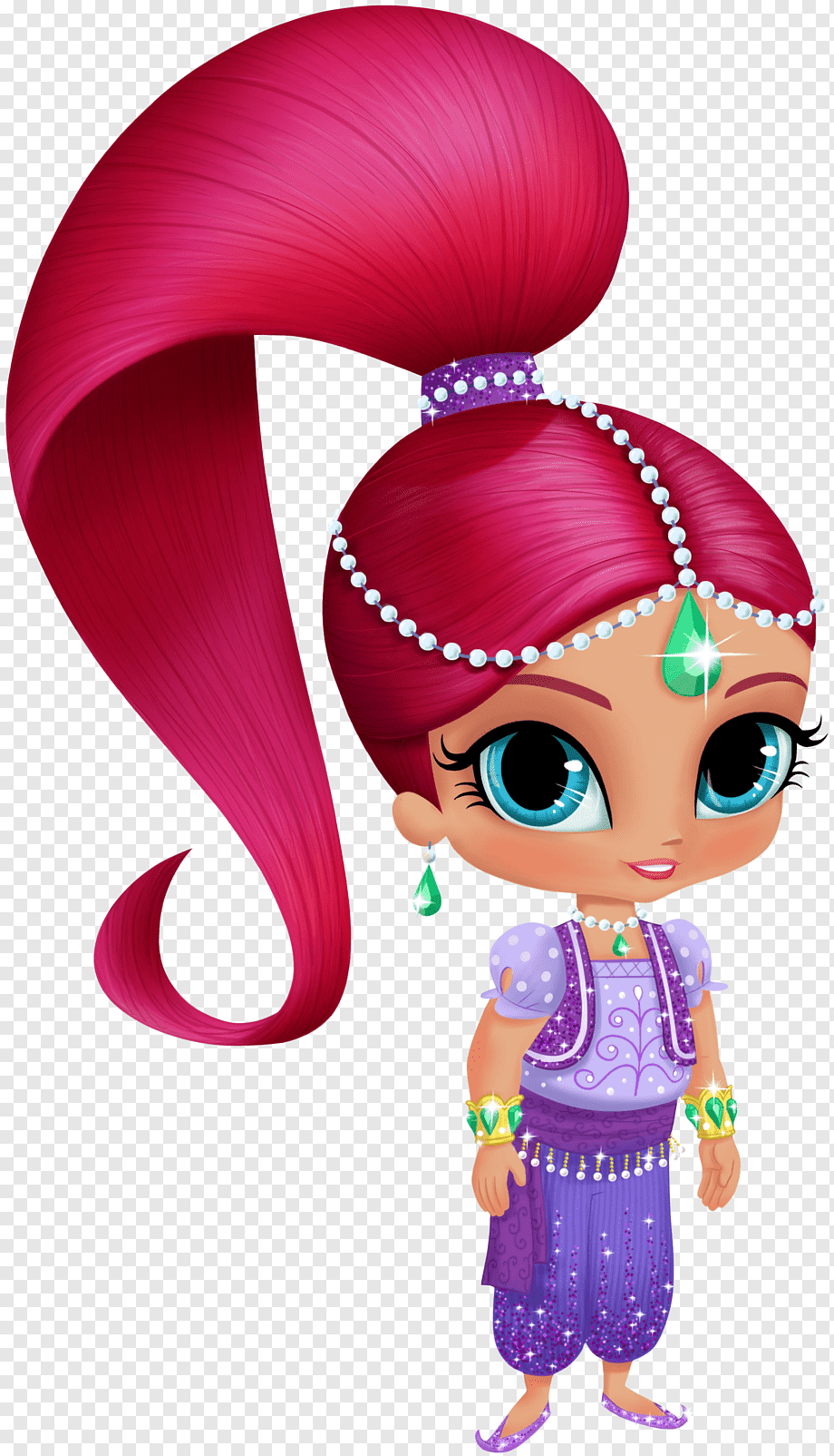 Pink Haired Female Chartacter Children S Television Series Nickelodeon Coloring In 2020 Shimmer And Shine Characters Shimmer And Shine Costume Shimmer And Shine Cake