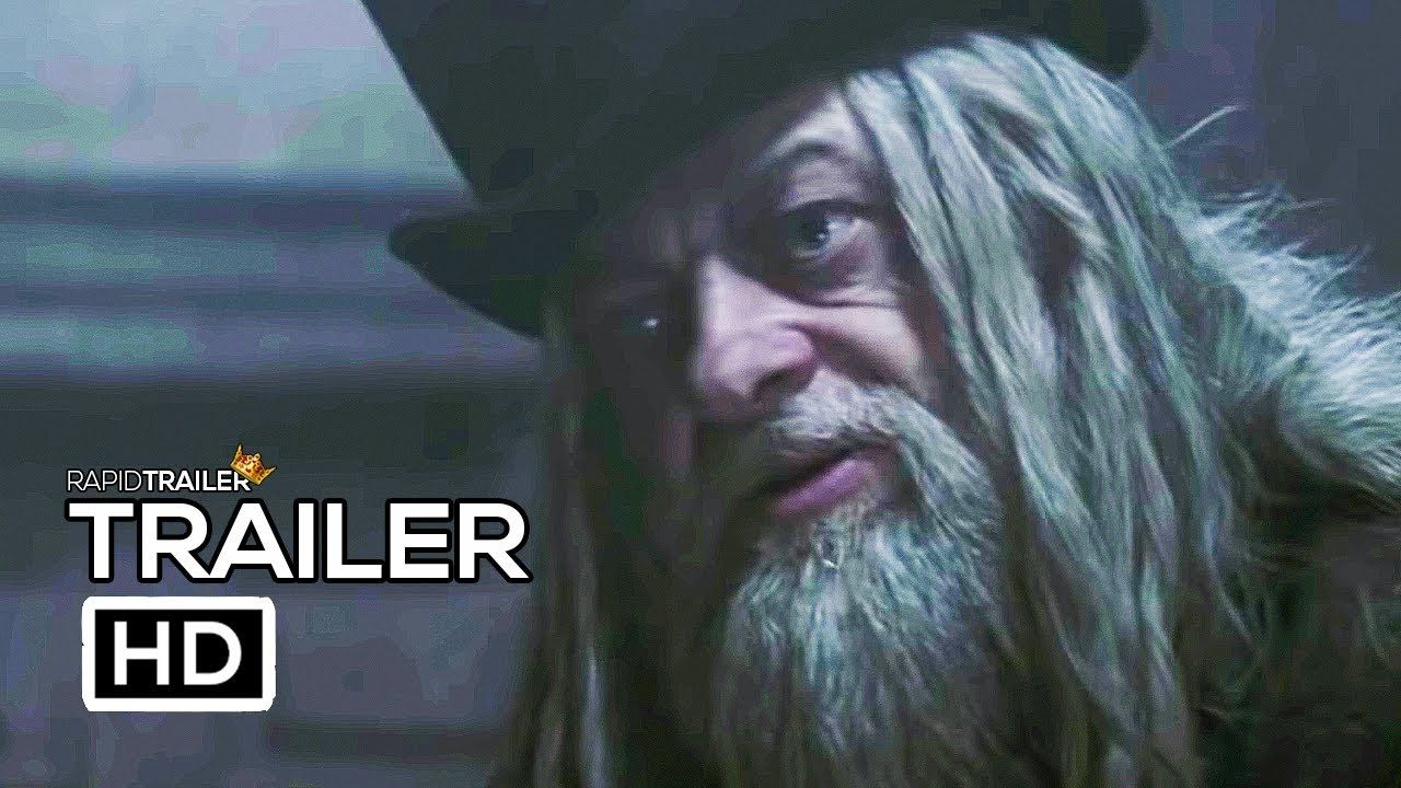 A CHRISTMAS CAROL Official Trailer (2019) Tom Hardy, Guy Pearce Series HD In my opinion, this is ...