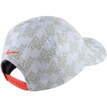 Nike Golf Cap - Classic 99 Snapback - Just Do It - White 2018  3c763167ba3