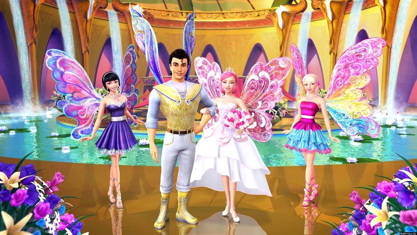 Barbie A Fairy Secret Part 1 Download Barbie Barbie E Ken