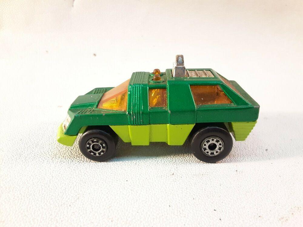 1975 MATCHBOX SUPERFAST LESNEY NO.59 SCOUT 2 3/4