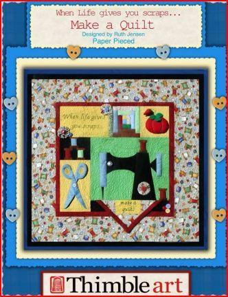 Make A Quilt Httpthimble Art Pinterest