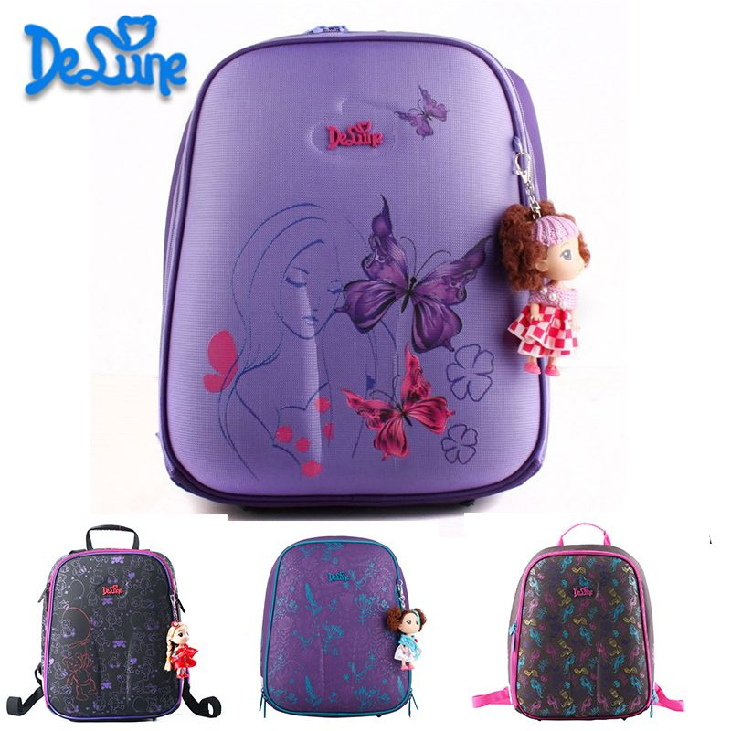 b511a0950052 ... Girl Mochila Good Quality  New High Quality Orthopedic Waterproof Children  School Bags Girls Primary Grade School Backpack Kids Birthday Gift ...