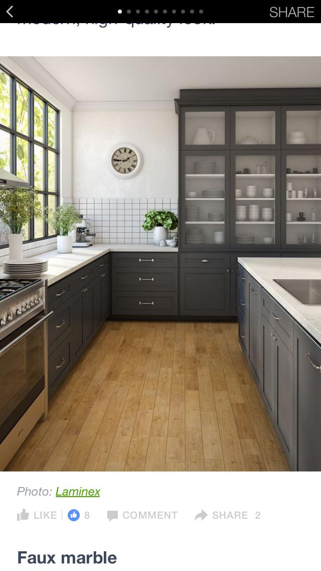 the ceiling to floor cabinets kitchen in 2019 kitchen kitchen rh pinterest com