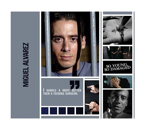 ┊ MIGUEL ALVAREZ        ┊ OZ HQ [x] Template credits to @altf4pls