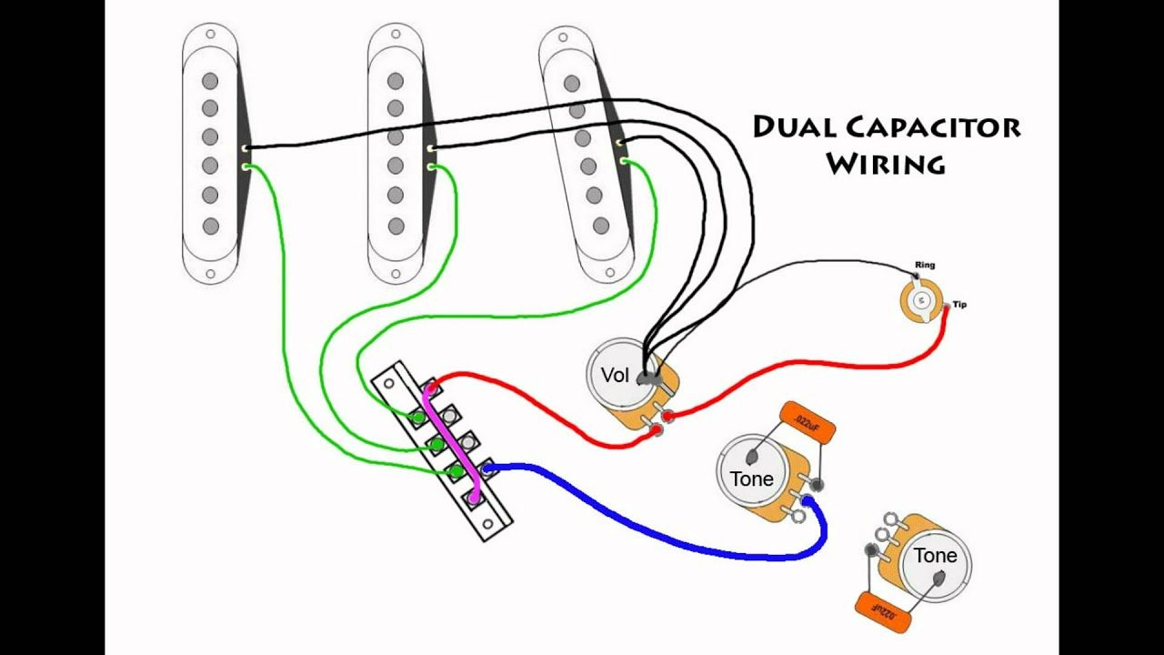 Strat S1 Wiring Diagram