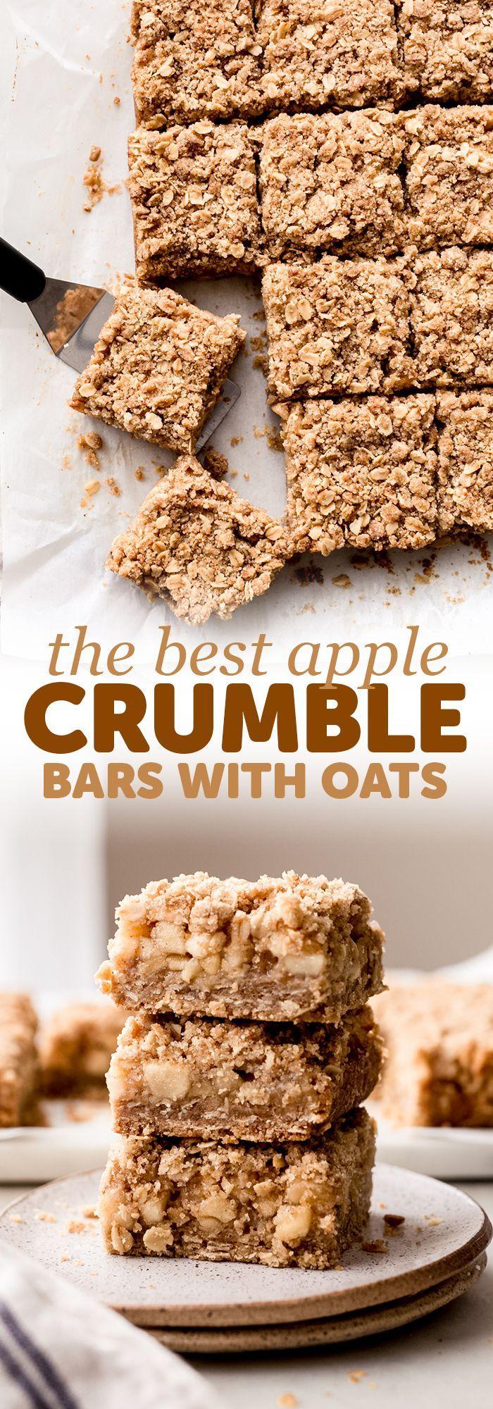 Apple Crumble Bars Apple Crumble Bars ,