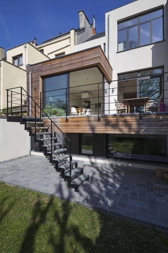 Faades Villa  Faades De Maisons Contemporaines  Faades Design