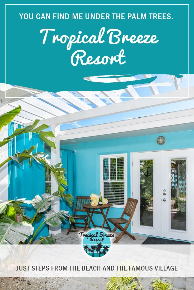 The Tropical Breeze Resort offers amazing hotel rooms that
