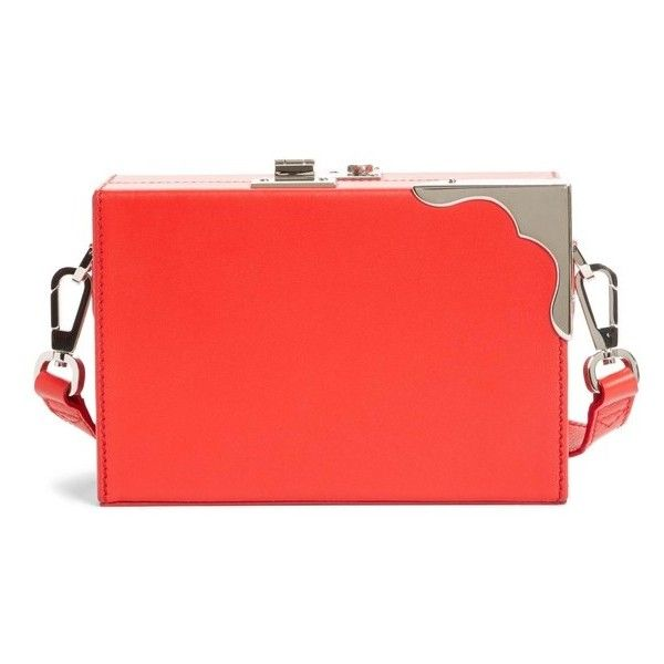 Mini Box Shoulder Bag in Black Calfskin CALVIN KLEIN 205W39NYC rwBq5xf7