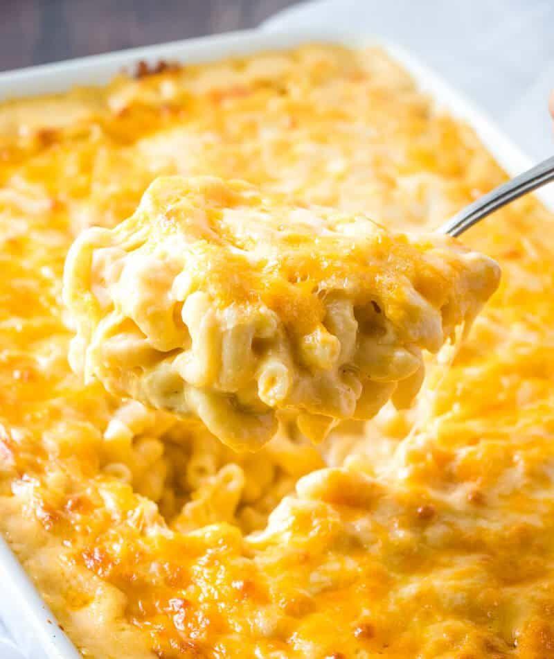 homemade baked mac cheese recipe taste buds a little of rh in pinterest com