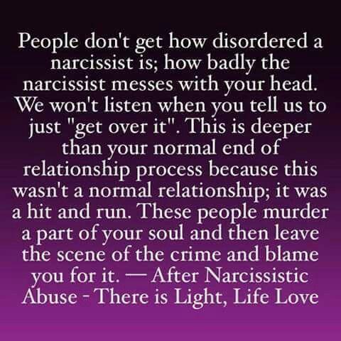 How to overcome a sociopath