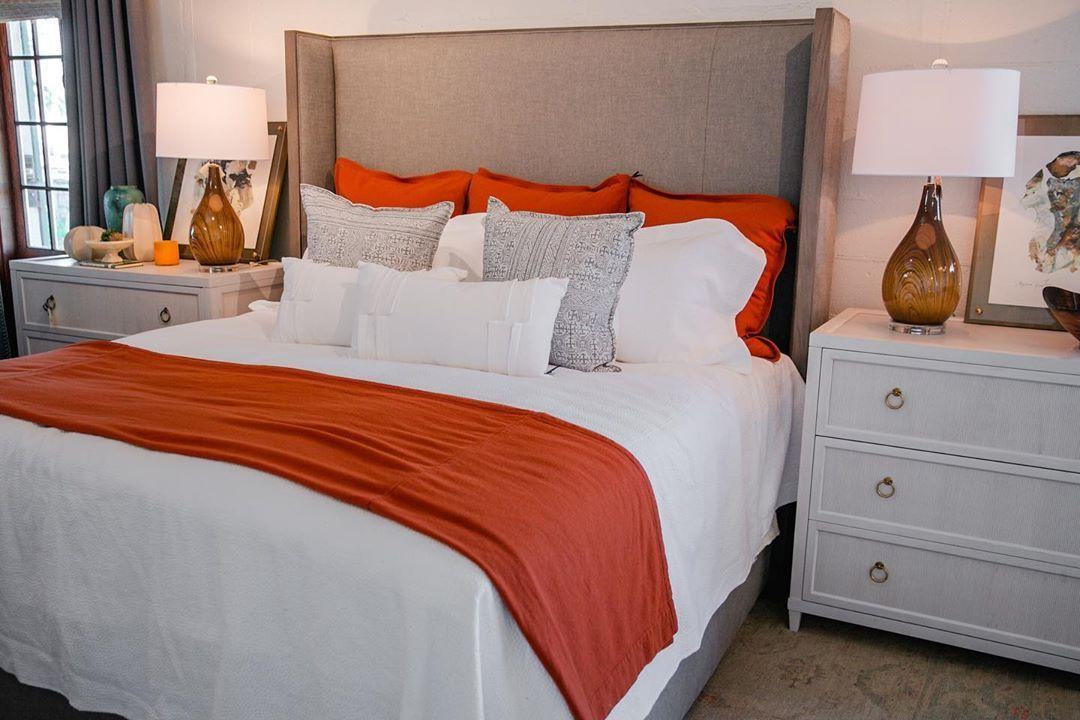 We call this #bedroomgoals...