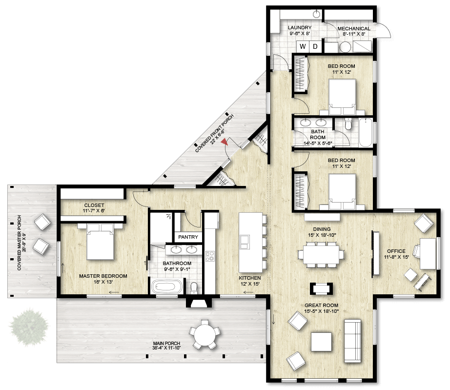 Class 115 In 2020 Cabin House Plans Cabin Homes House Plans