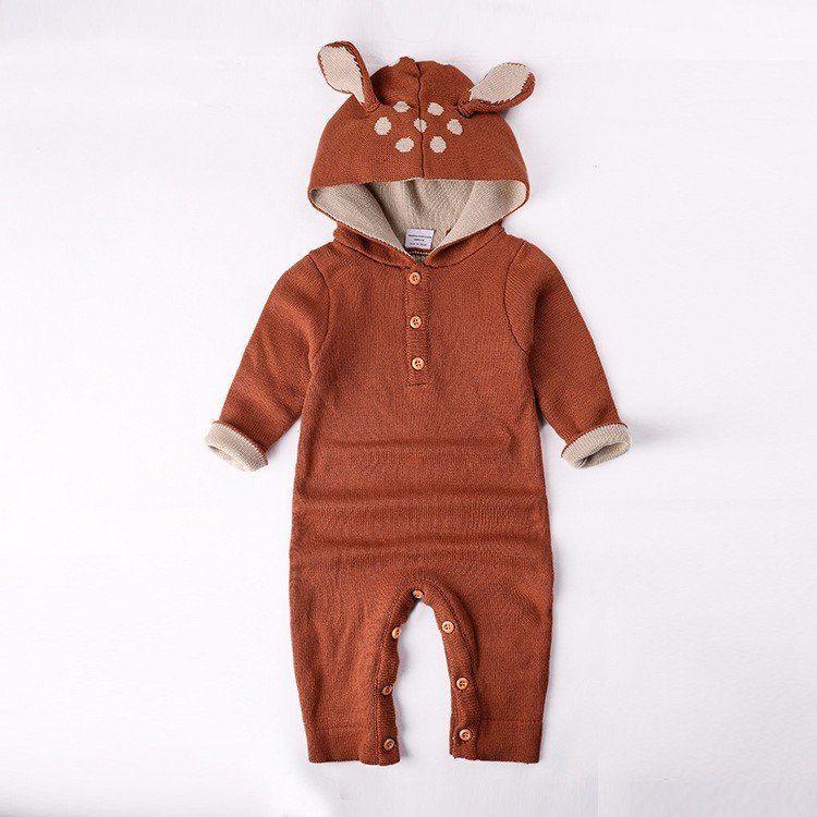 Knit Fox Jumper