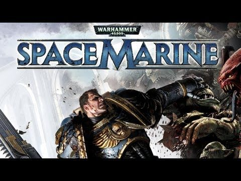 Warhammer 40K: Space Marine - Official Gameplay Launch Trailer - YouTube