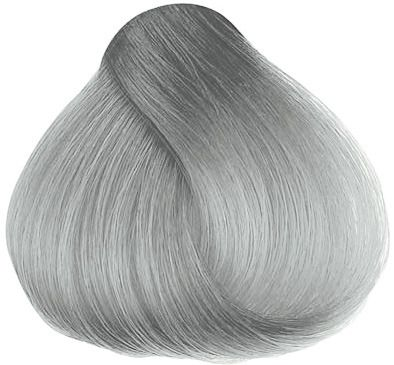 Veronica White Hair Sample From Herman S Amazing Direct Hair Color
