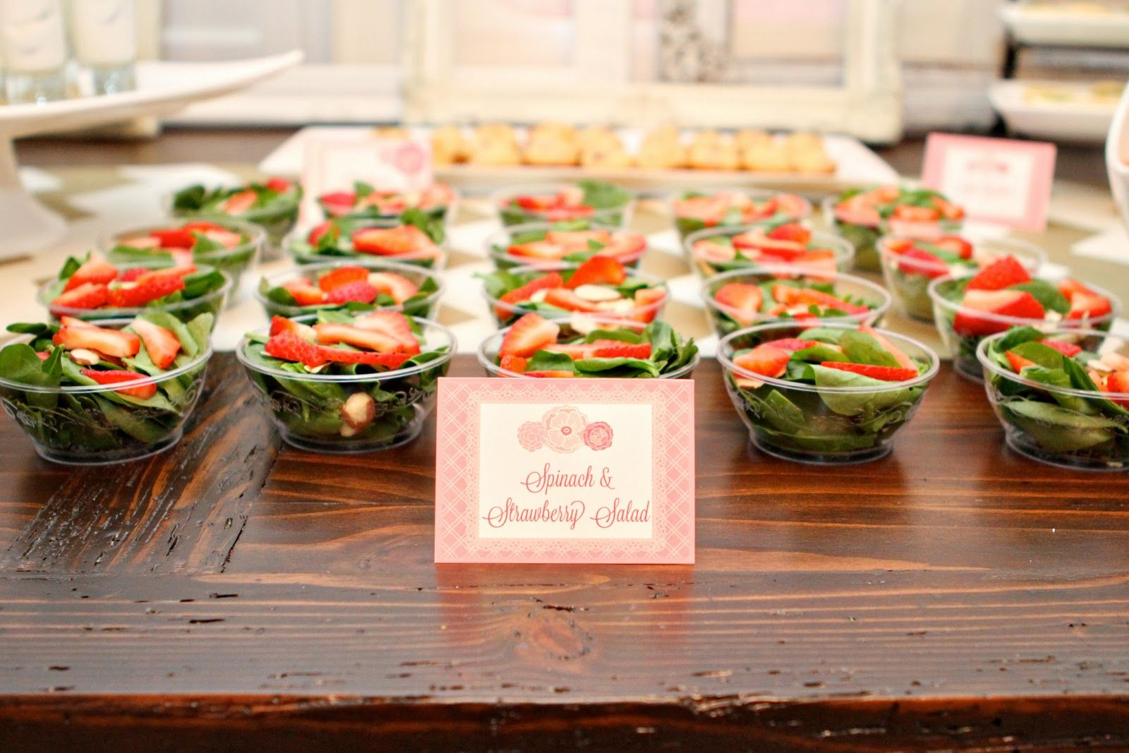 finger food ideas for bridal shower%0A Find this Pin and more on Wedding shower
