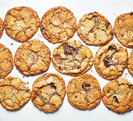 Next level chocolate chip cookies | Recipe in 2020 | Food ...