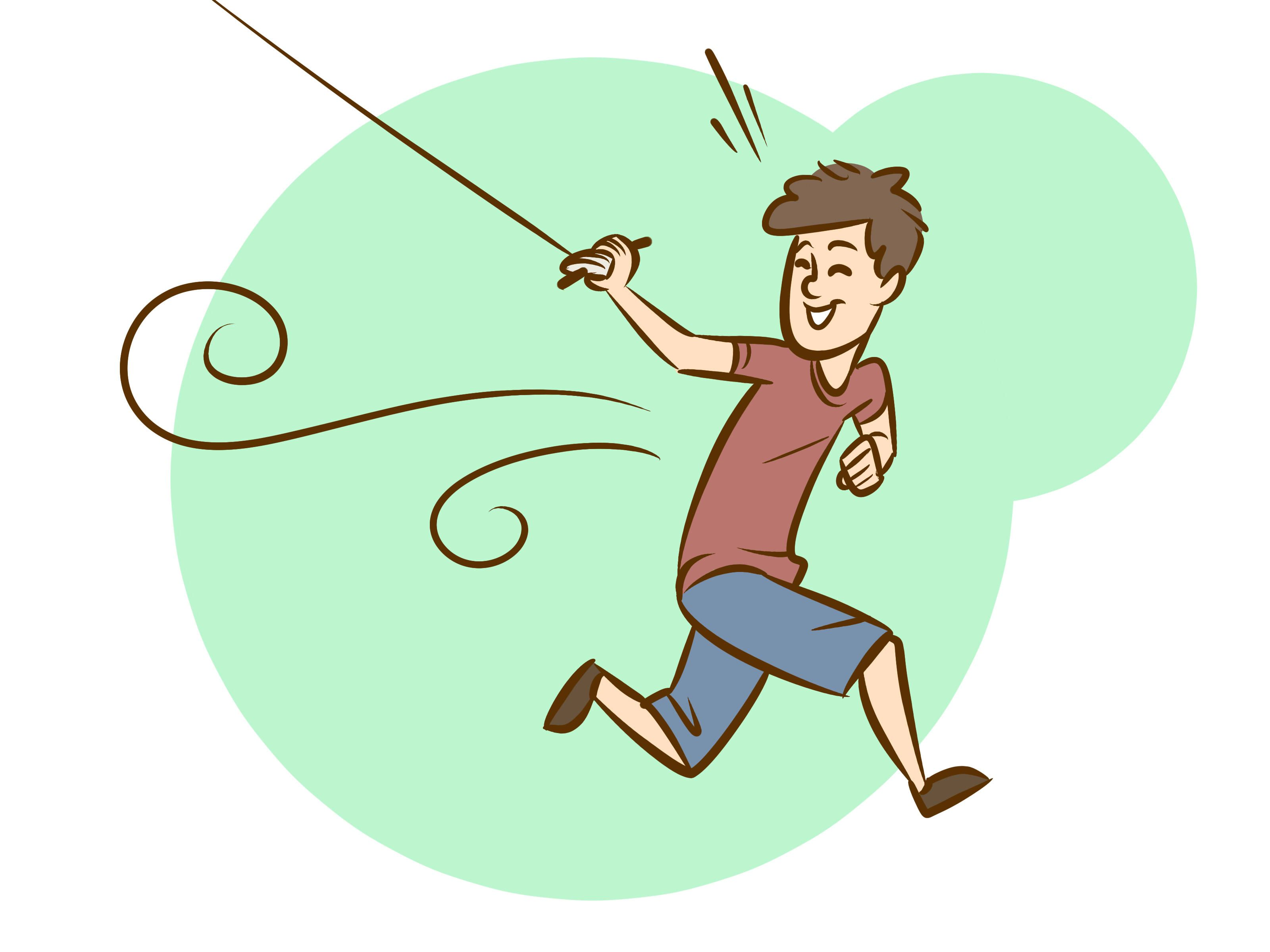 Fly a kite kite fun summer fun