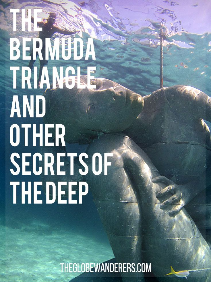 the bermuda triangle and other secrets of the deep