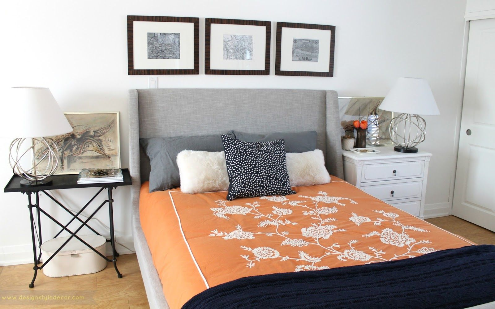 [home] Master Bedroom Reveal Bedroom furniture