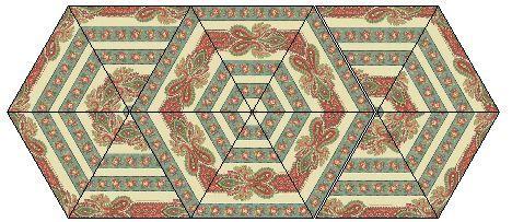 Fabric Frenzy Quilt Pattern Triangle Frenzy Jo Morton
