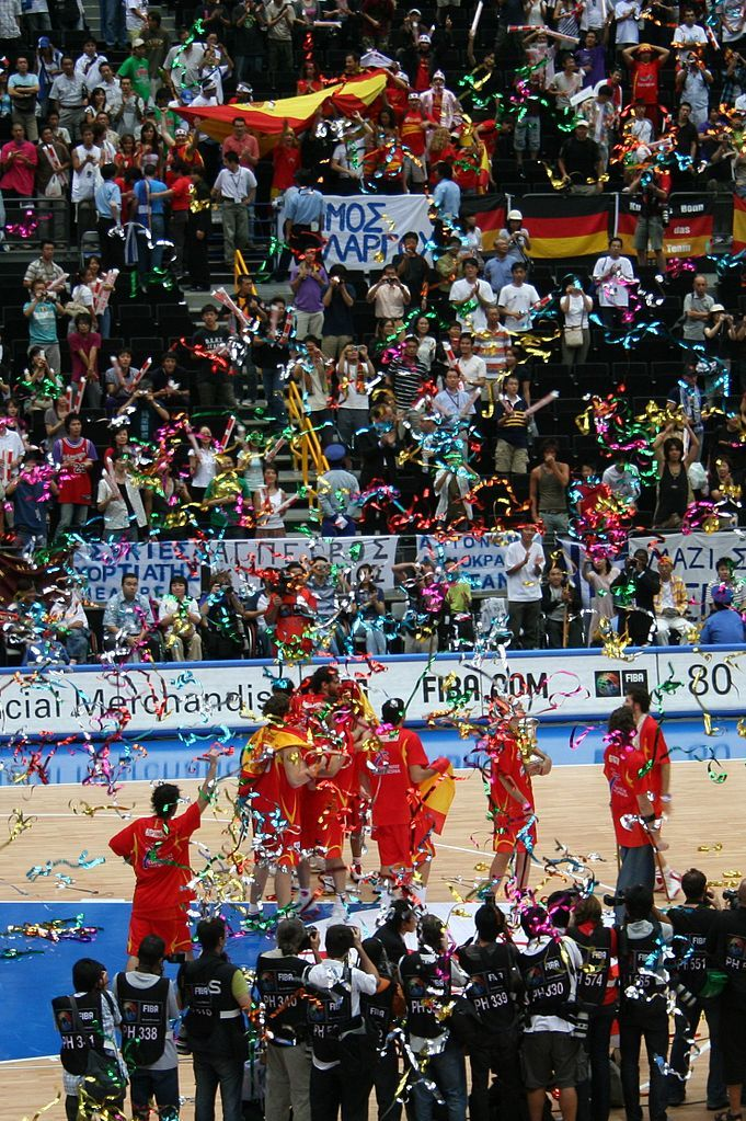 Spain national team in 2006 World Championships