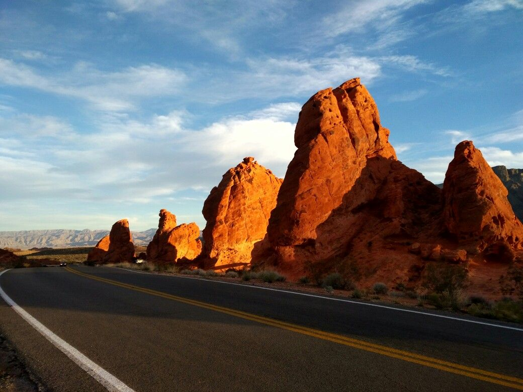 Valley of fire National Park...by Miriam   Valley of fire ...
