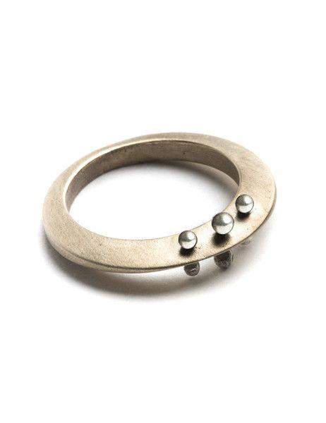 Sahlia Sun Arc Ring Size 6