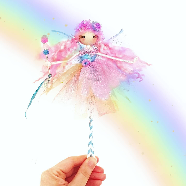 Pin On Fairy Bendy Dolls