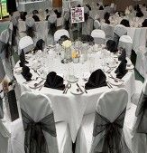 hire chair covers glasgow small comfy chairs wedding cover loch lomond scotland uk venue