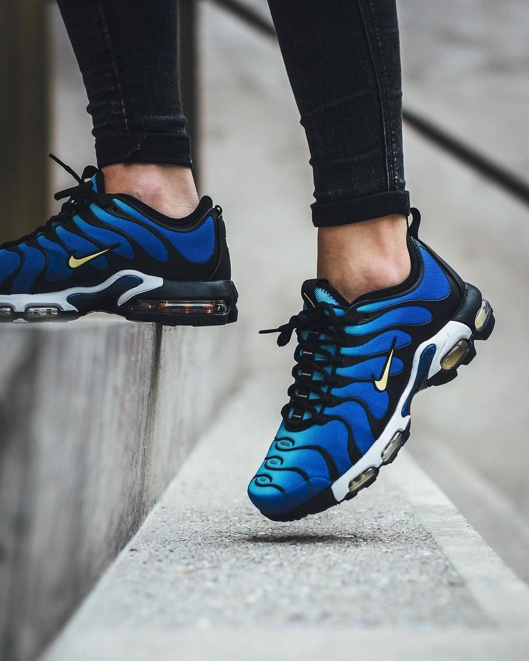 Nike Air Max TN x Ultra Hyper Blue | Shoes, Nike air max