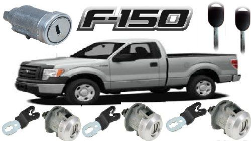 Ford F-150~250~350 Pick-Up Truck Keyed Tailgate & Door Locks Plus Transponder Keyed Starter Ignition Switch Cylinder Lock Set For Commercial & Passenger Pick-Up Truck (2004-2009) Ford F-150~250~350 Series Pick-Up Truck Keyed Tailgate & Door Locks Plus Transponder Keyed Ignition Switch Cylinder Lock Set. Guaranteed Quality & Easy Fit For All Ford F-150 Pick-Up Trucks 2004-2009. All New Tailgate Loc... #Stratecc #Car_Audio_or_Theater