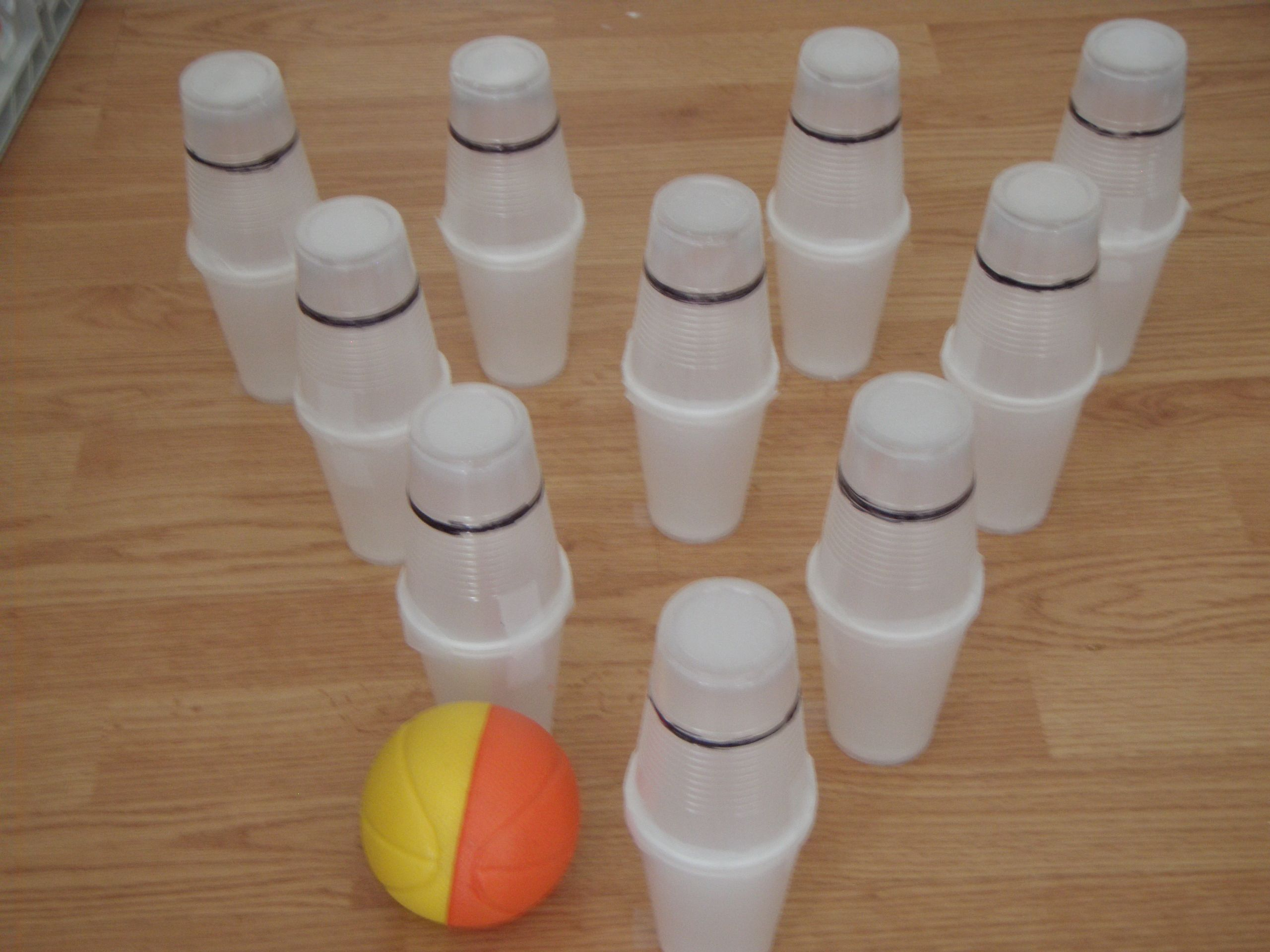 Diy Bowling For Kids