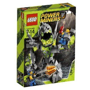LEGO Power Miners Crystal King 8962