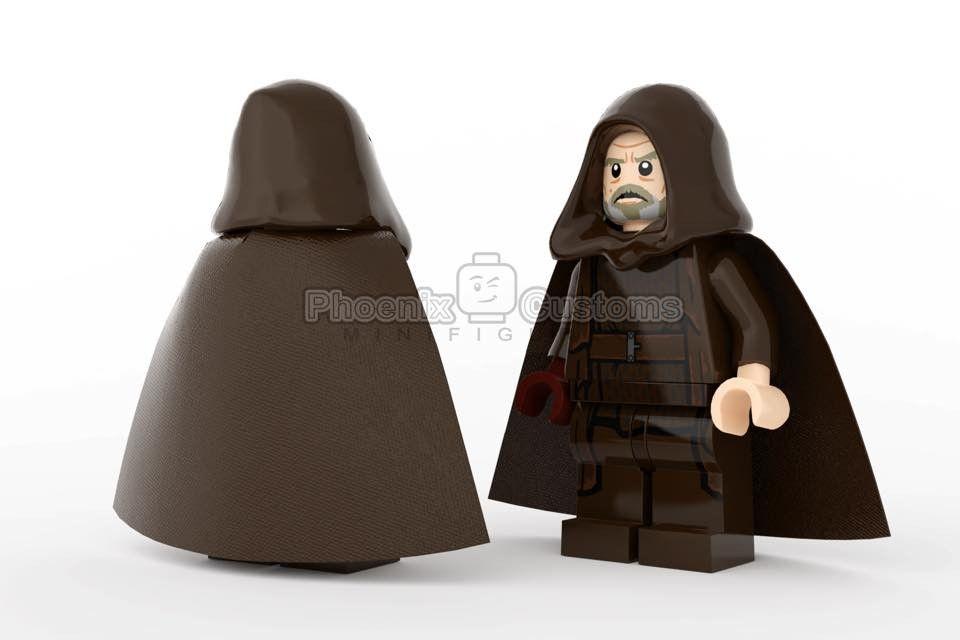 Luke Skywalker The Last Jedi Last Jedi Lego Star Wars Luke Skywalker