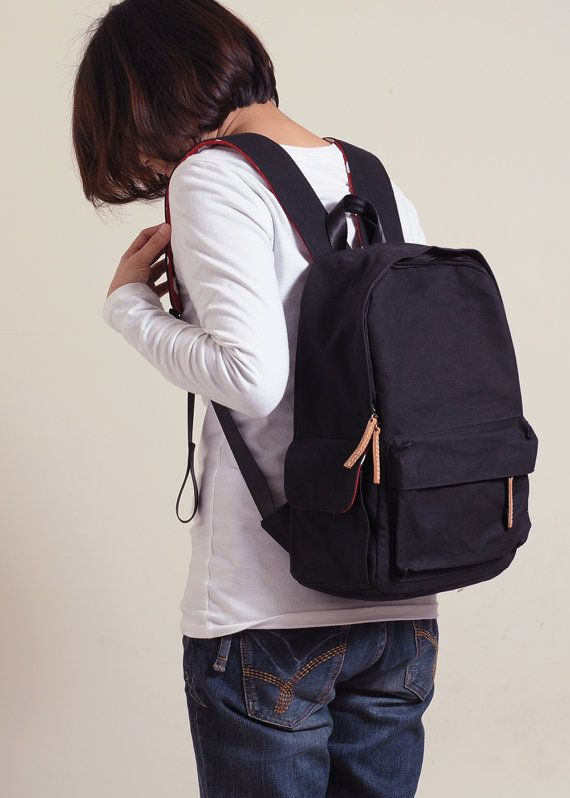 Be Strong ! Multiple Pockets Backpack - Bag PDF Sewing Pattern ...
